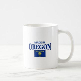 Hecho en Oregon Taza