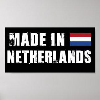Hecho en Países Bajos Poster