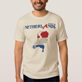 Hecho en Países Bajos Poleras