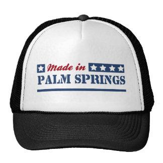 Hecho en Palm Springs Gorra