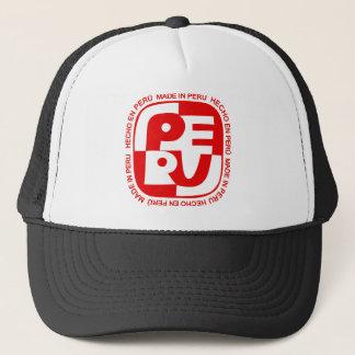 (Hecho en Peru) Logo Trucker Hat