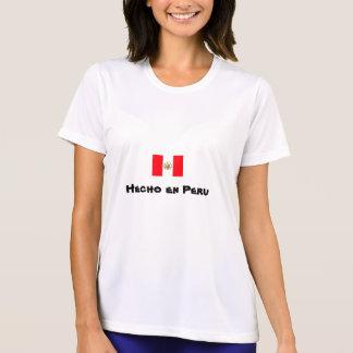 Hecho en Peru performance shirt