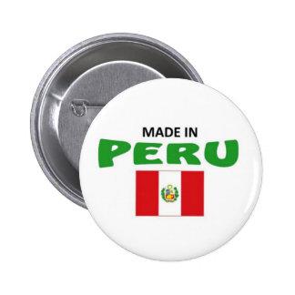 Hecho en Perú Pins