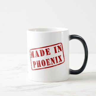 Hecho en Phoenix Tazas