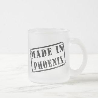 Hecho en Phoenix Tazas De Café