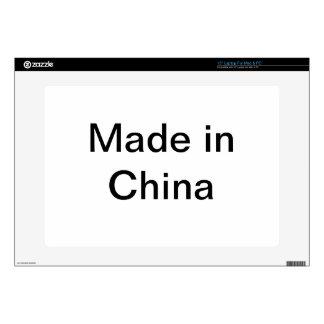 Hecho en piel del iMac de China Calcomanía Para Portátil