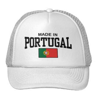 Hecho en Portugal Gorra