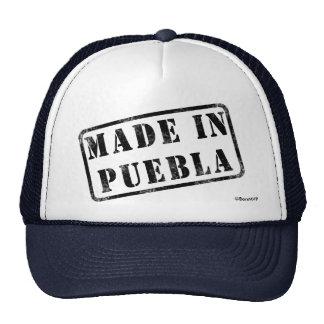 Hecho en Puebla Gorras De Camionero