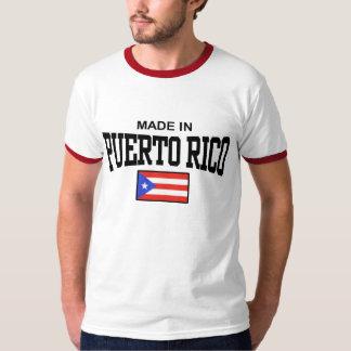 Hecho en Puerto Rico Camisas