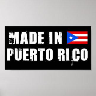 Hecho en Puerto Rico Posters
