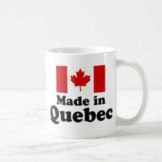 Hecho en Quebec Taza