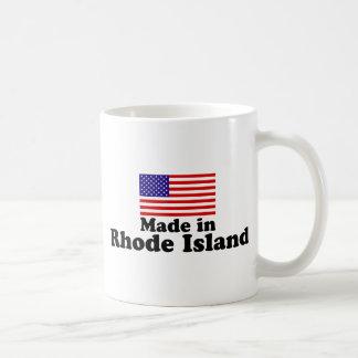 Hecho en Rhode Island Taza