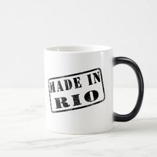 Hecho en Río Tazas De Café