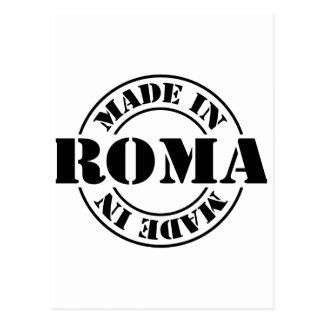 Hecho en Roma Postales