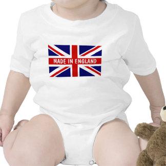 Hecho en ropa del bebé de Inglaterra Trajes De Bebé