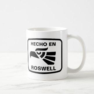 Hecho en Roswell personalizado custom personalized Mugs