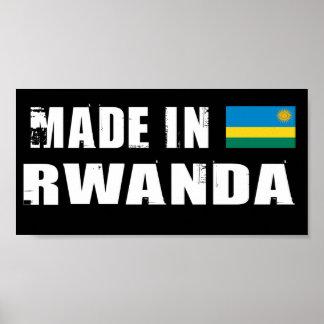 Hecho en Rwanda Posters