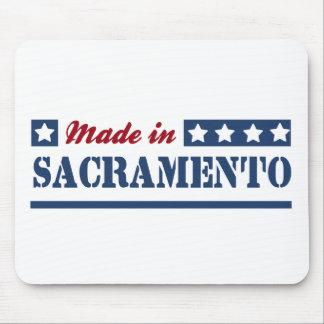 Hecho en Sacramento Mousepad