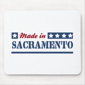 Hecho en Sacramento Mousepads