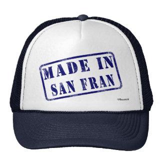 Hecho en San Fran Gorro