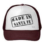 Hecho en Santa Fe Gorros Bordados