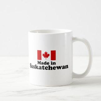 Hecho en Saskatchewan Taza Clásica
