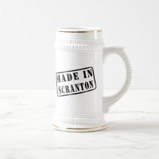 Hecho en Scranton Tazas De Café