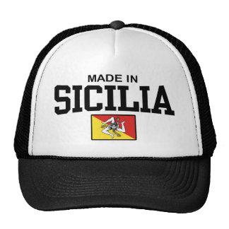 Hecho en Sicilia Gorros