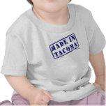 Hecho en Tacoma Camisetas