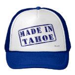 Hecho en Tahoe Gorros
