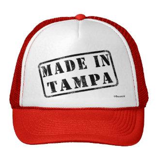 Hecho en Tampa Gorras De Camionero