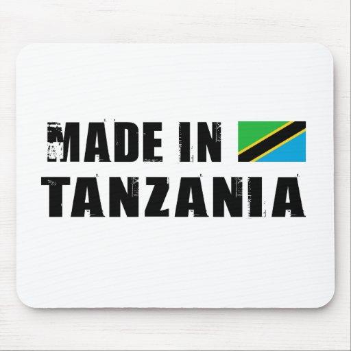 Hecho en Tanzania Tapete De Ratón
