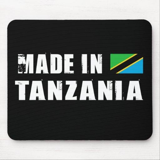 Hecho en Tanzania Alfombrilla De Ratones