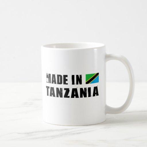 Hecho en Tanzania Taza