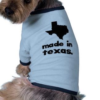 Hecho en Tejas Camisas De Perritos