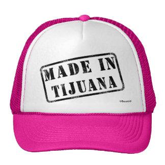 Hecho en Tijuana Gorras