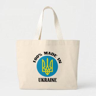 Hecho en Ucrania Bolsa Tela Grande