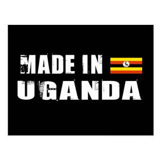 Hecho en Uganda Postales