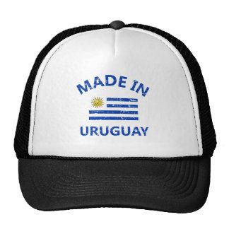 Hecho en Uruguay Gorras