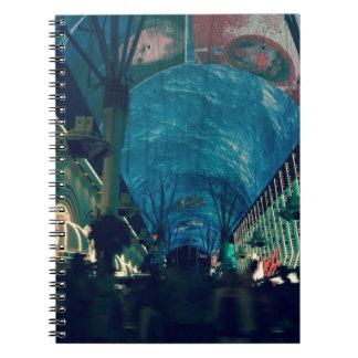 Hecho en Vegas Spiral Notebooks