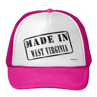 Hecho en Virginia Occidental Gorros