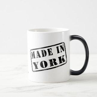 Hecho en York Taza Mágica
