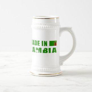 Hecho en Zambia Tazas De Café