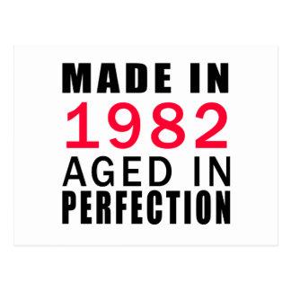 Hecho envejecido en 1982 en la perfección