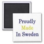 Hecho orgulloso en Suecia Iman