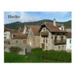 Hecho Postcards