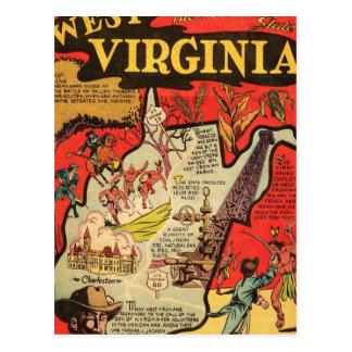 Hechos de Virginia Occidental Postal