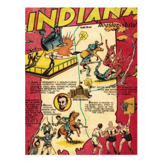 Hechos sobre Indiana Postal