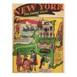Hechos sobre Nueva York Postales