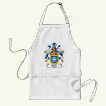 Hecht Family Crest Apron
